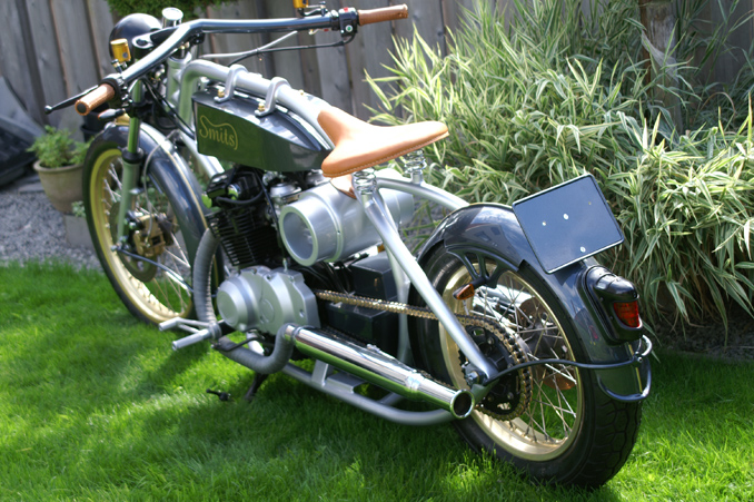 Smits Custom Choppers